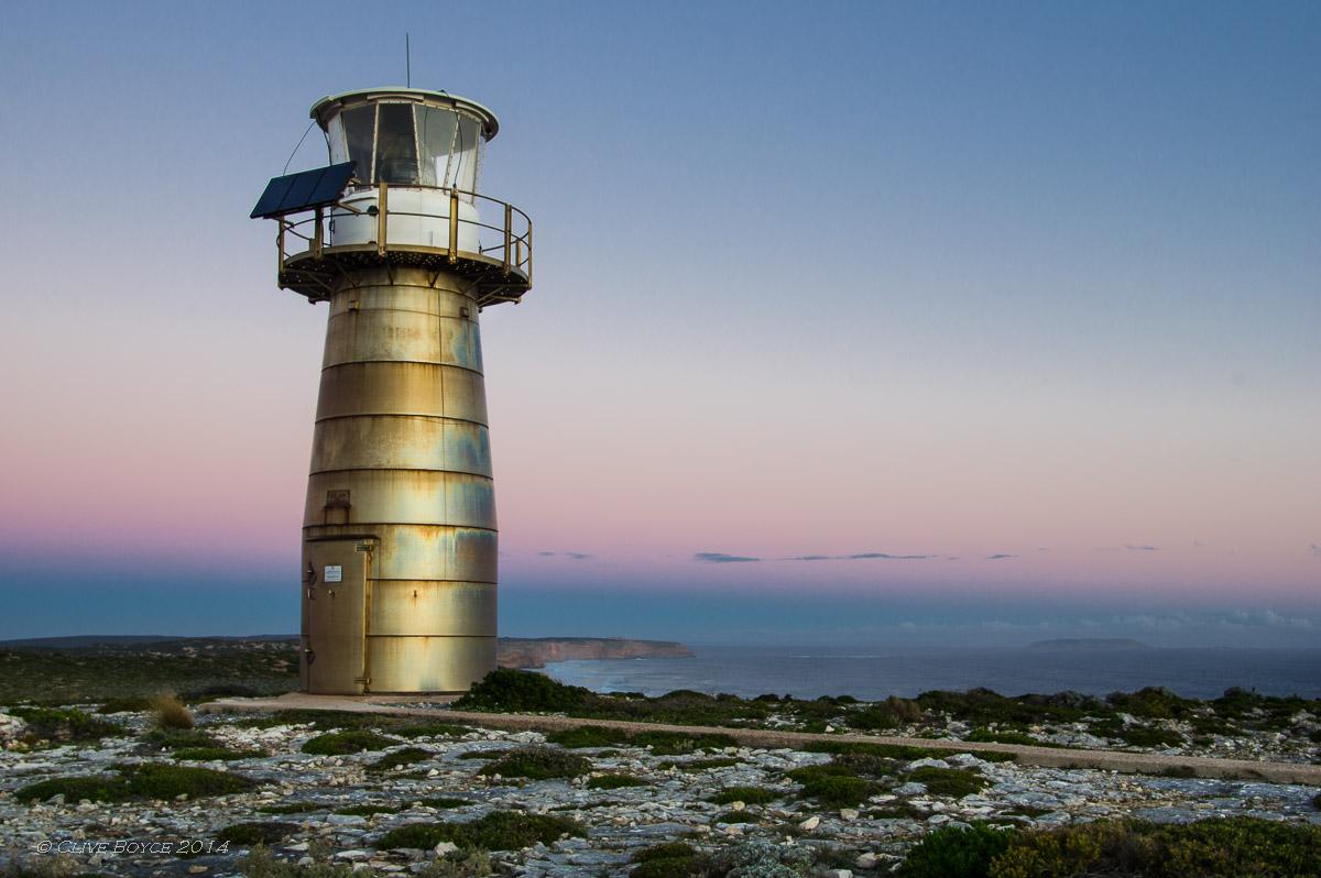 West Cape lighthouse, Yorke Peninsula