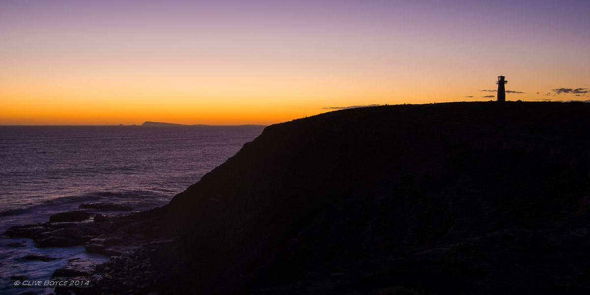 West Cape sunset, Yorke Peninsula