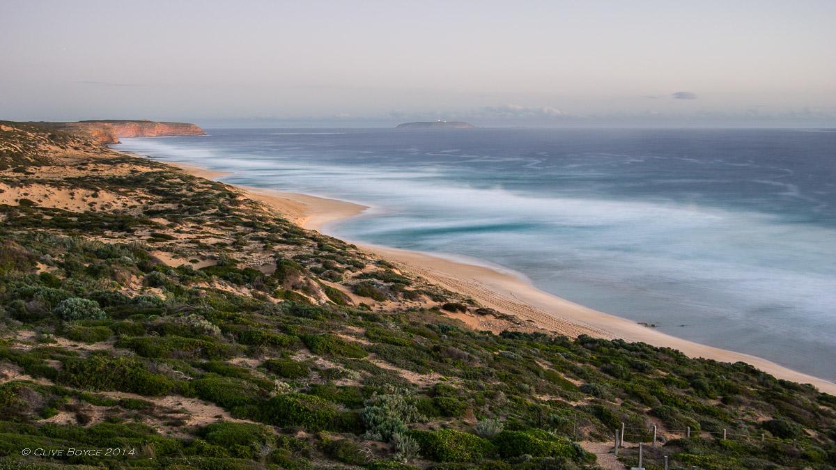 West Cape twilight, Yorke Peninsula