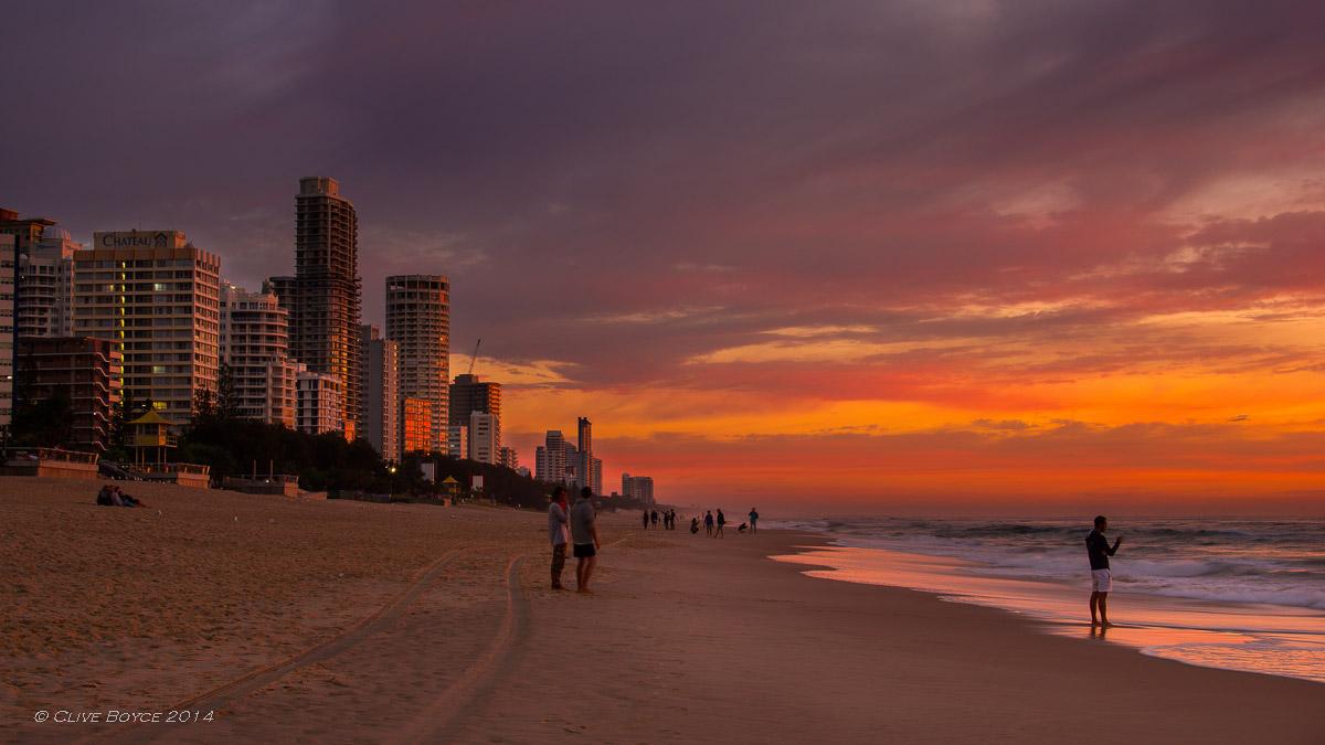 Surfers Paradise, Gold Coast, Queensland