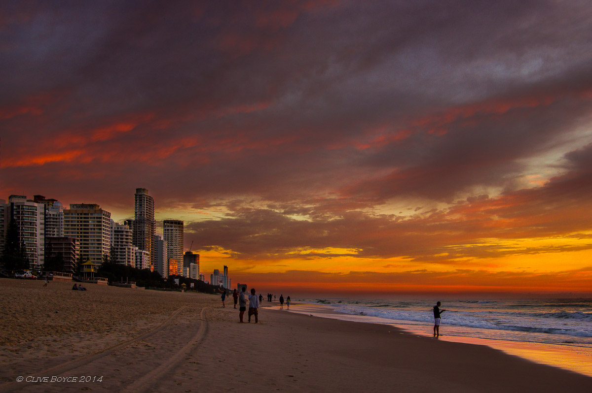 Surfers Paradise, Gold Coast, Queenland