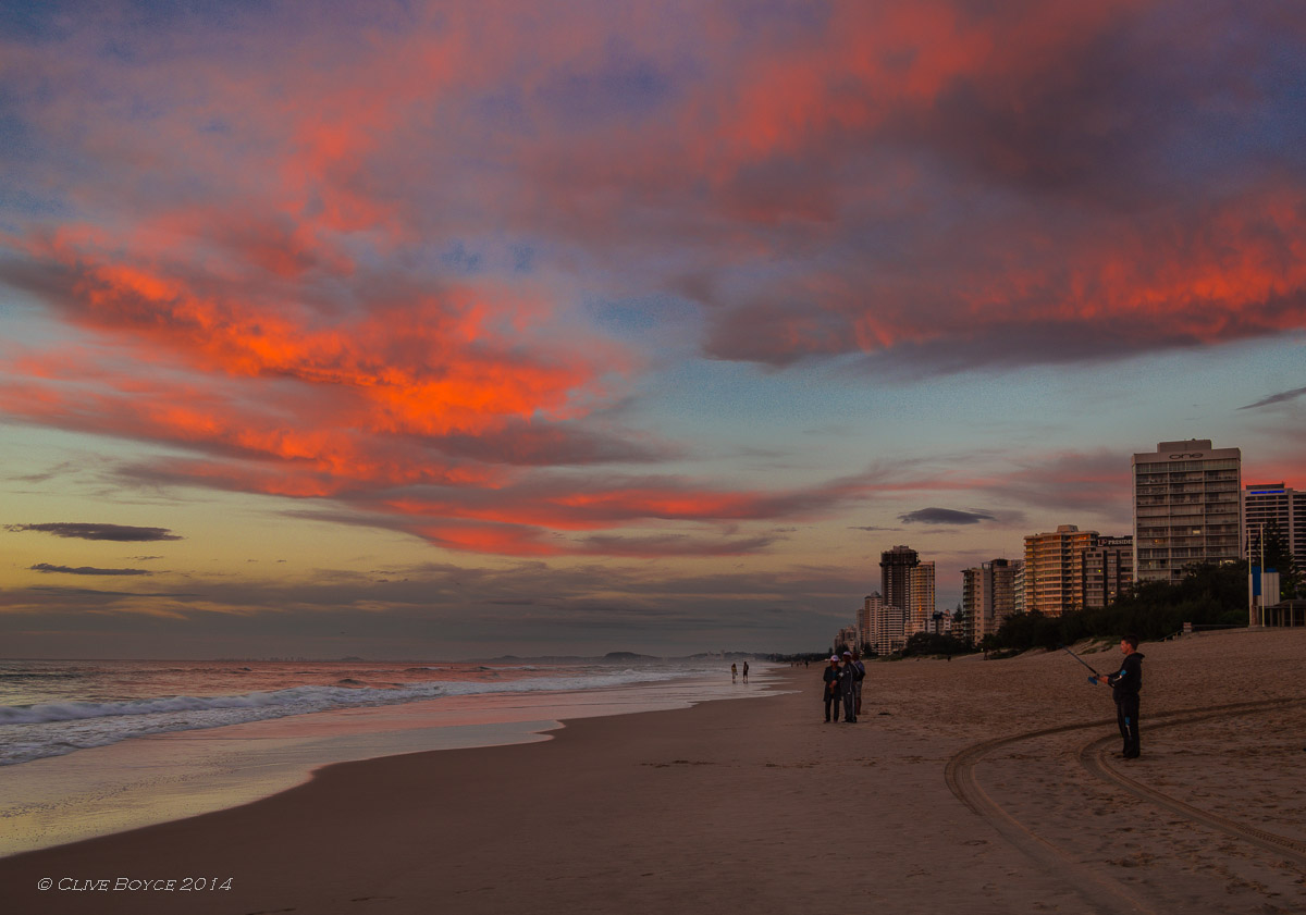 Surfers Paradise, Gold Coast, Queensland